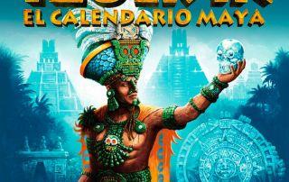 Tzolk`in El Calendario Maya